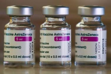 Covid-19: Saúde suspende vacinação de gestantes com AstraZeneca