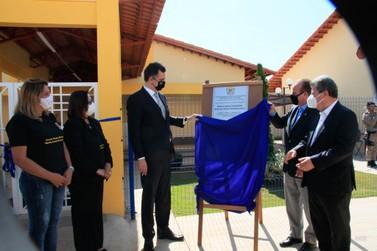 Escola Parque bilíngue é entregue à população de Santa Rita do Sapucaí