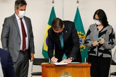 Governo Federal sanciona programa de combate à violência contra a mulher