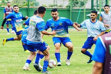 Santarritense perde e dá adeus ao Mineiro Sub-20