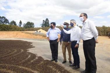 Zema se reúne com agricultores para debater soluções e aprimorar setor cafeeiro