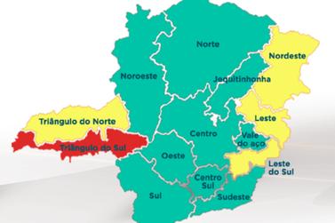 Centro, Sul e Noroeste avançam para Onda Verde do Minas Consciente