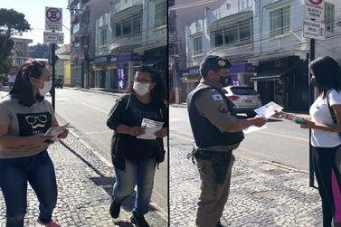 Instituições da segurança pública de Santa Rita do Sapucaí lançam ação conjunta