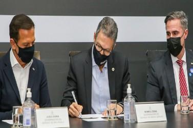 Minas e São Paulo criam Centro Integrado de Inteligência de Segurança Pública