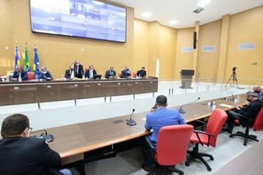 Mesa Diretora da ALE envia pedidos de cassação de Lebrão à Procuradoria