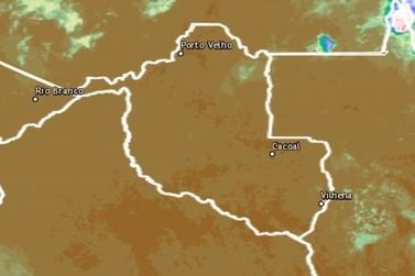 Previsão do tempo indica pancadas de chuva na quinta, 8, em São Miguel