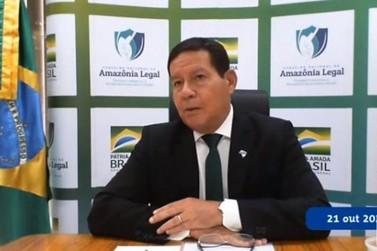 Vice-presidente diz que Governo deve atuar no desenvolvimento na Amazônia