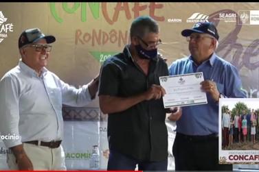 Café de São Miguel é eleito o melhor do vale do Guaporé no 5º Concafé
