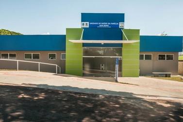 Parque San Remo já pode utilizar a nova Unidade de Saúde