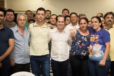 PPS lança pré-candidatura de Marcelo Adriano a deputado estadual