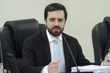 Mateus Barreto quer isenção de inscrição para doadores de sangue e medula óssea