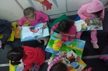 Biblioteca Itinerante pode se tornar permanente em Umuarama