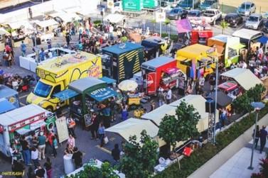 Umuarama recebe festival de food trucks a partir de sexta-feira