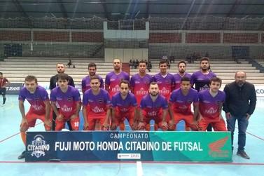 Chave Prata do Citadino de Futsal tem rodada final nesta sexta