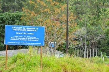 Donos de terras na APA do Rio Piava são cadastrados para conservar solo