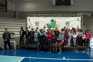 Festa marca premiação aos vencedores dos Jogos Infantis de Umuarama