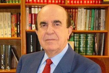 Morre aos 82 anos o advogado Cândido Garcia, fundador da Unipar