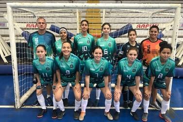 Umuarama classifica equipes de futsal na fase final da Taça Paraná