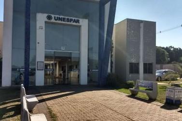 Unespar abre inscrições para vestibular nesta sexta-feira