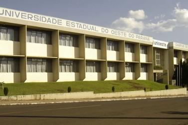 Unioeste abre concurso para professores com salário de até R$ 12