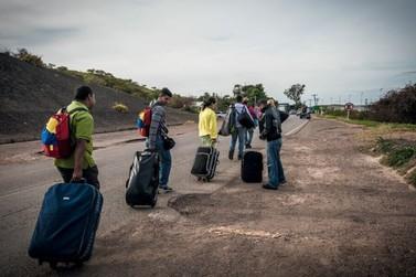 Goioerê receberá 60 refugiados venezuelanos nesta sexta-feira