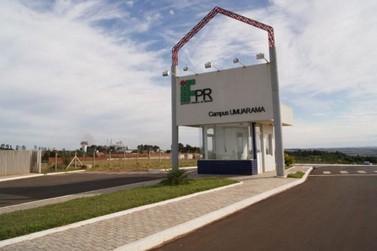 As inscrições para o vestibular do IFPR terminam nesta segunda