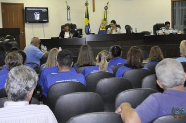 Câmara Municipal de Umuarama vota 14 projetos do Executivo nesta segunda