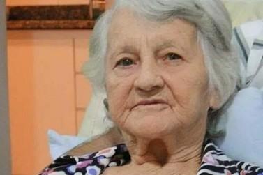 Falece em Umuarama, aos 82 anos, Wilma Thiene Franco