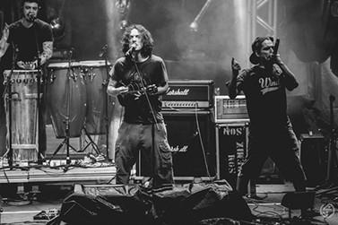 João Triska e Machete Bomb se apresentam nesta quarta-feira em Umuarama