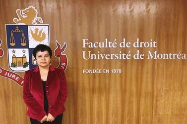 Pesquisadora da Unipar apresenta trabalhos no Canadá