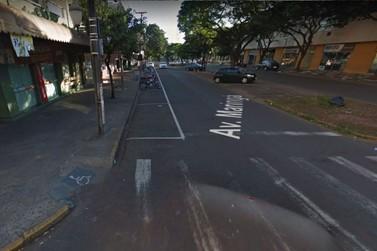 Suspeito de tráfico tenta engolir drogas na Avenida Maringá, em Umuarama