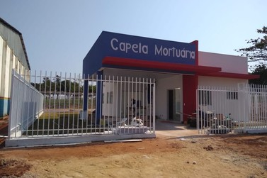 Capelas mortuárias dos distritos de Umuarama chegam à fase de acabamento