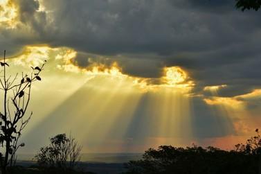 Chuva deve retornar a Umuarama na próxima terça, segundo Simepar
