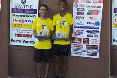 Corredores de Umuarama são campeões em Toledo