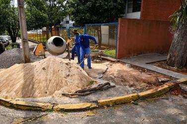 Escolas municipais de Umuarama recebem manutenção e melhorias