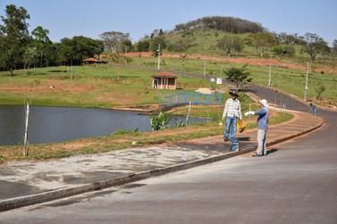 Lago Tucuruvi, no Parque D. Pedro II, passa por uma revitalização