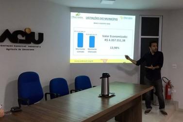 Observatório Social ajuda Umuarama a economizar mais de R$ 7 milhões