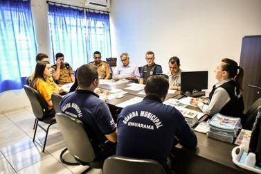 Semana de Trânsito busca educar os futuros motoristas em Umuarama