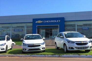 Uvel realiza plantão de vendas de veículos com taxa zero neste sábado
