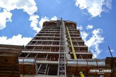 Construção civil tem melhor mês do ano em setembro em Umuarama