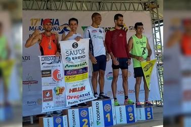 Corredores de Umuarama conquistam medalhas em competição em Toledo
