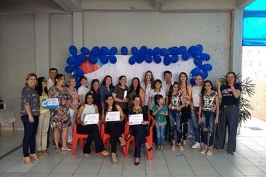 Escolas de Umuarama são premiadas no Televisando 2018