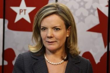 Gleisi Hoffmann é a mulher mais votada do Paraná