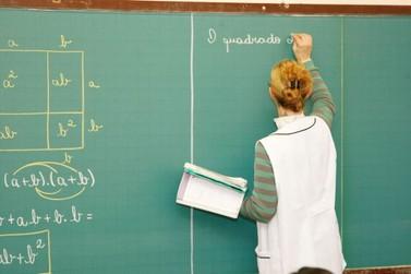 Inscrições para Processo Seletivo Simplificado de professores começam quinta