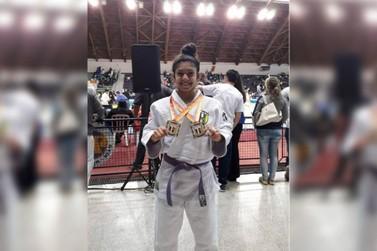 Judoca de Umuarama conquista medalhas de ouro na Copa Paraná