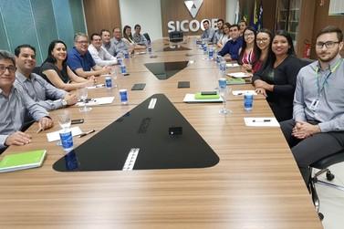 Sicoob Arenito está exportando conhecimento para outros estados