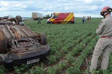 Acidentes envolvendo moradores de Cruzeiro do Oeste são registrados na PR-329