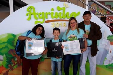 Concurso Agrinho 2018 premia alunos de escolas de Umuarama