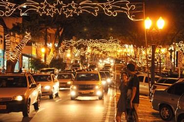 Confira a programação completa do 'Natal Encantando' de Umuarama