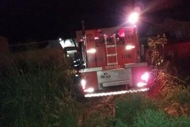 Homem morre carbonizado durante incêndio em Terra Rica